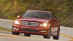 Inchiriere auto Mercedes C Class
