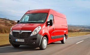 rent a car Opel Movano