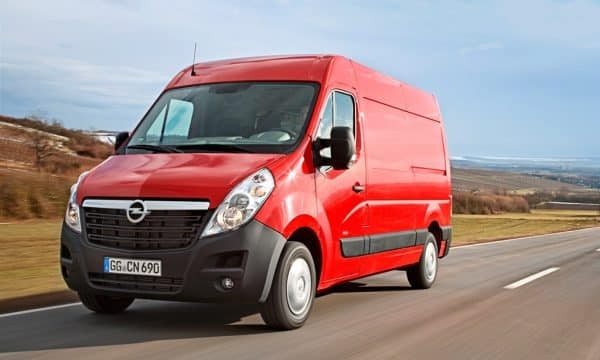 rent a car Opel Movano