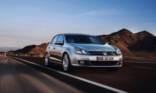 rent a car VOLKSWAGEN GOLF 6