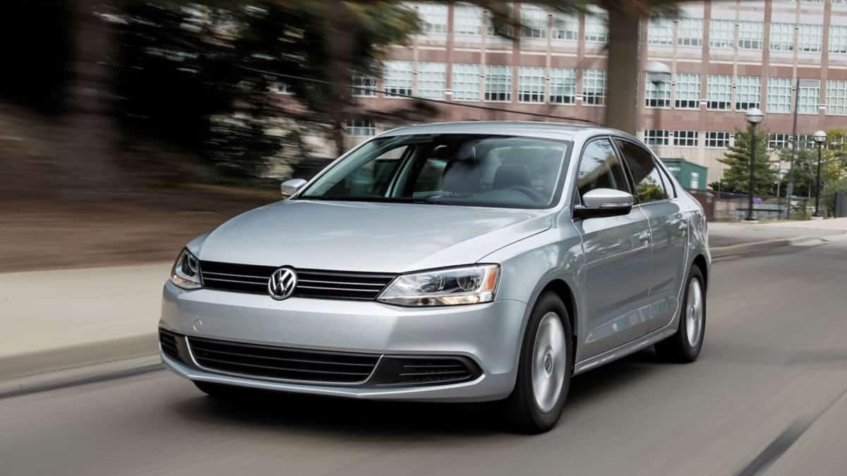 rent a car VW JETTA