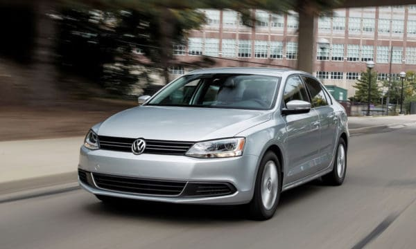 rent a car VW JETTA